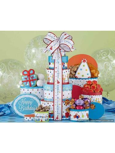 Make a Wish Gift Basket