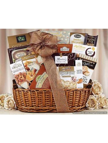 Sympathy Basket Gift Basket