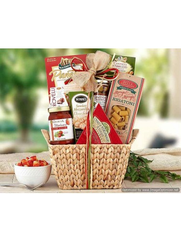Taste of Italy Gift Basket
