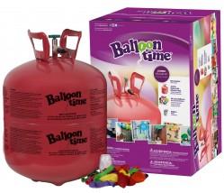 Disposable Helium Tank-  50 Balloon Time Kit
