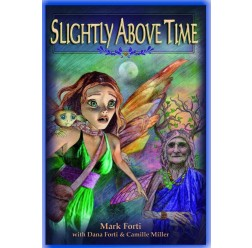 Flitter Fairies Book - Slightly Above Time Hard Cover Book