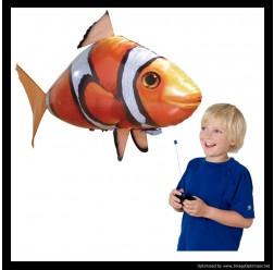 Air Swimmers Clown Fish