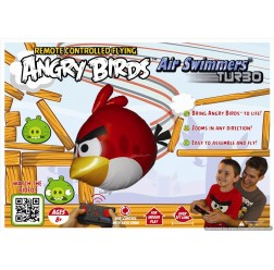 Red Angry Bird Air Swimmer