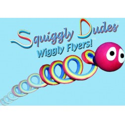 Squiggly Dude Wiggly Flyers