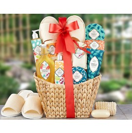A Day Off Gift Basket
