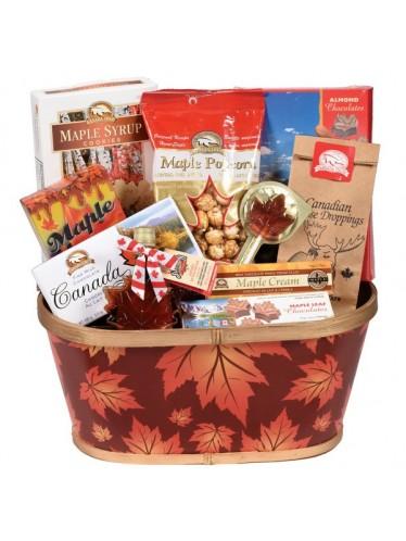 Canadians Maple  Gift Basket