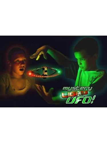 Mystery Lights UFO