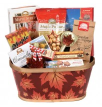 Canadians Maple  Gift Basket