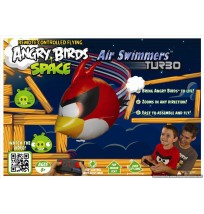 Red Angry Bird SPACE Air Swimmer