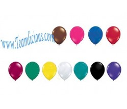 12 Inch Party Mate Royal Latex Uninflated Balloon (100 Balloons)