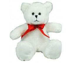 "12"" White  Bear"