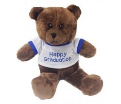 14'' HAPPY GRADUATION BEAR