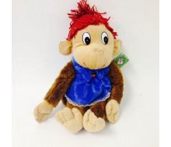 """18"""" Singing Monkey Teddy  Bear"""