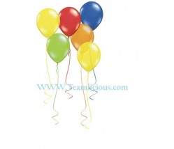 200 Ceiling - Loose Balloons