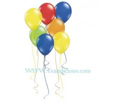 250 Loose Ceiling Balloons