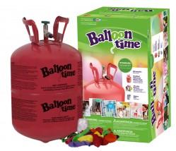 Disposable Helium Tank-  30 Balloon Time Kit