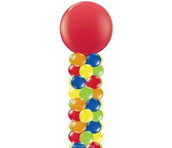 Balloon Column Plus 3 FT