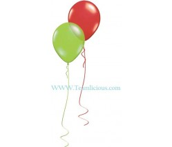 50 Ceiling - Loose Balloons
