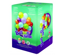 Large Helium Disposable 14.9 cu ft Helium Tank With Balloon and Ribbon (50 Balloons)