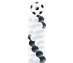 Soccer Balloon Column