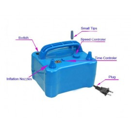 Time And Speed Controler Electric Balloon Air Pump