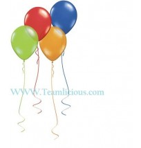 100  Ceiling - Loose Balloons
