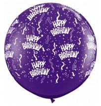 3 FT Birthday Balloon Bouquet