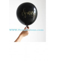 GRAPHY CHEERS BALLOONS